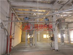 粉尘处理惩罚设备 化工粉粒输送行业