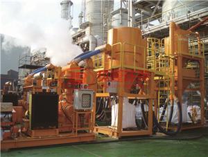 粉粒体输送系统 ?焦油行业