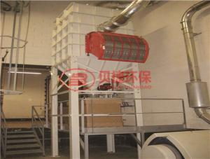 粉尘处理惩罚设备 化工投料行业