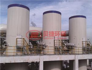 石油 煤化工设备 料仓用袋滤机