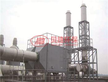 VOC废气处理惩罚设备
