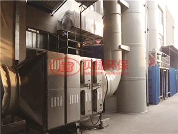 废气处理惩罚设备 玻璃纤维行业