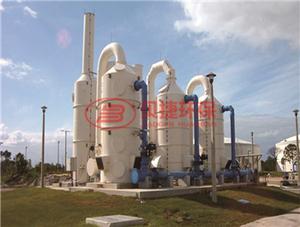 废气处理惩罚设备 废水厂行业