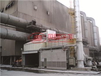 粉尘处理惩罚设备 钢铁行业