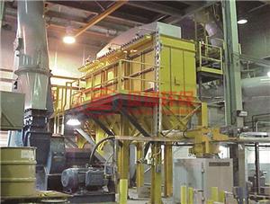 粉尘处理惩罚设备 造纸行业