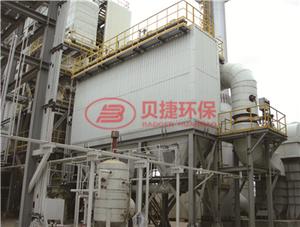 粉尘处理惩罚设备 化学行业