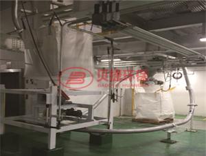 石油 煤化工设备 太空包投料输送