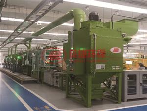 粉尘处理惩罚设备 自动化加工机行业